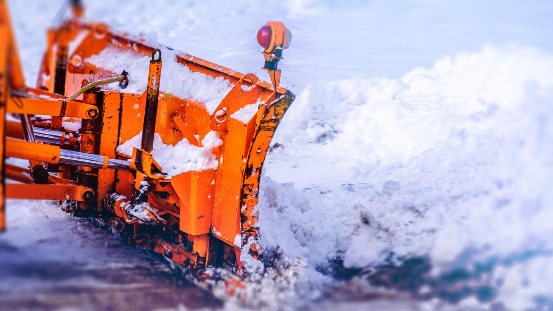 Zimowe oczyszczanie dróg - Akcja Zima